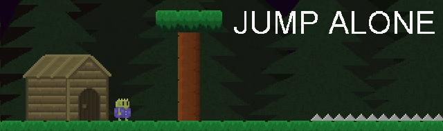 Jump Alone Logo