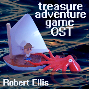 TAG OST Cover